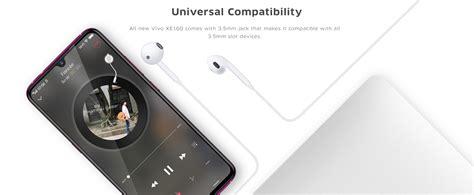 buy vivo xe premium earphones price specs vivo