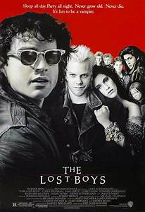 Grimm Reviewz: Throwback Thursday Review: THE LOST BOYS (1987)