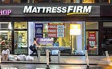 mattress firm wikipedia