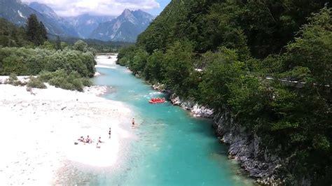 Soča River Slovenia Youtube