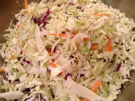 Creamy Coleslaw Recipe  A Tasty Cabbage Salad  The Brown