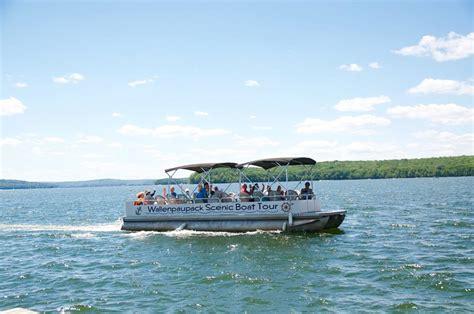 Boat Rentals Lake Wallenpaupack Pennsylvania by Wallenpaupack Scenic Boat Tour Boat Rentals Hawley