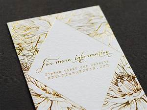 floral and gold foil wedding invitations With wedding invitations online gold foil