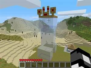 Ice creeper king Minecraft Project