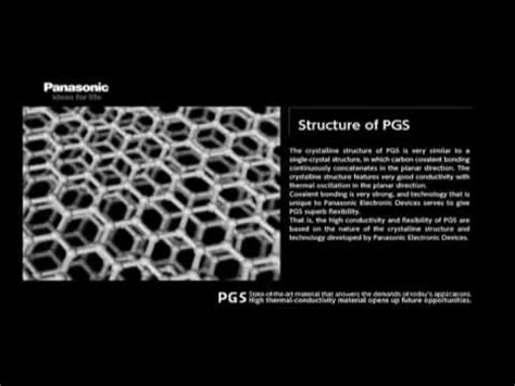 structure  pyrolytic graphite sheet pgs youtube