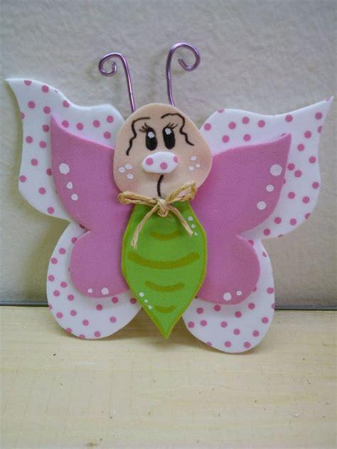 Más de 25 ideas increíbles sobre Mariposas en goma eva en