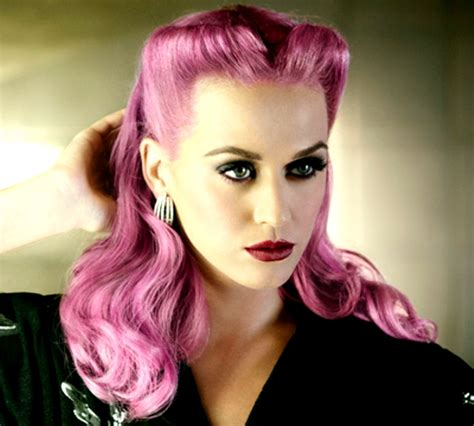 Pink Hair Colors Celebrities With Pink Hair