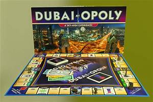 Move Over Monopoly  Dubai Gets Its Game On