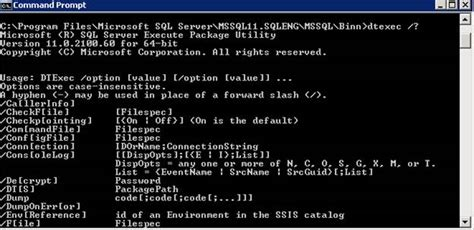 sql server  command  utilities databasejournalcom