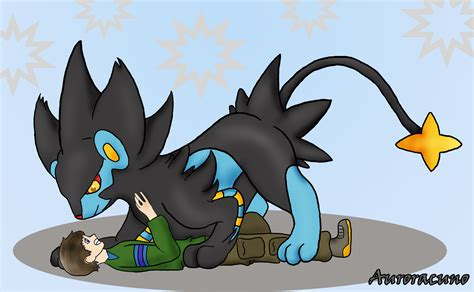 In Soviet Russia... Luxray Catch You!