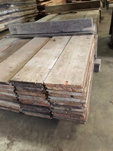 Reclaimed Shiplap by Reclaimed Pine Shiplap Wall Treatment Rustic With