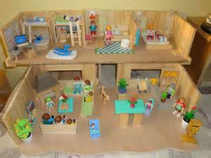 Chambre Parentale Playmobil by Maisons Playmobil Cr 233 Ations Claire