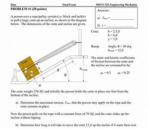 3 To 1 Pulley System Diagram