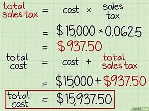 Gesamtkosten Berechnen : die umsatzsteuer berechnen wikihow ~ Themetempest.com Abrechnung