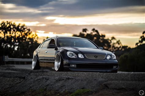 bagged lexus gs stancenation form function