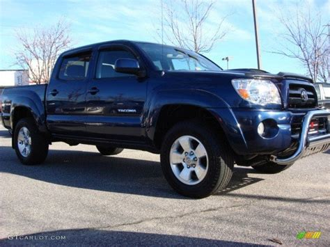2005 Tacoma Prerunner by 2005 Indigo Ink Blue Pearl Toyota Tacoma Prerunner Trd