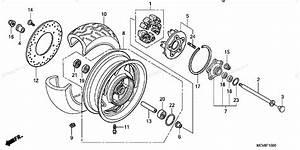 32 Honda Vtx 1800 Parts Diagram