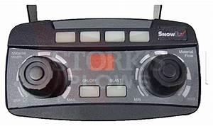 Snowex Salt Spreader Control Box
