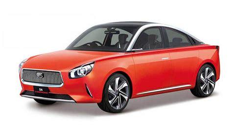 Daihatsu Dn Compagno Retro Hybrid Sports Car Concept