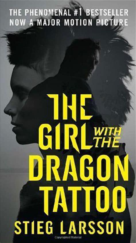 girl   dragon tattoo  stieg larsson book review