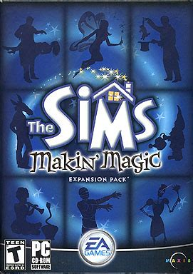 sims makin magic strategywiki  video game