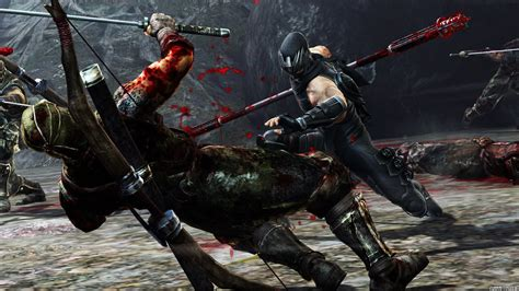 Ninja Gaiden 3 Razors Edge Review The Wii U Has Arrived