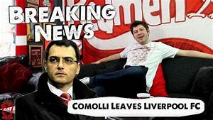 Damien Comolli Sacked by Liverpool FC: Official Statements ...