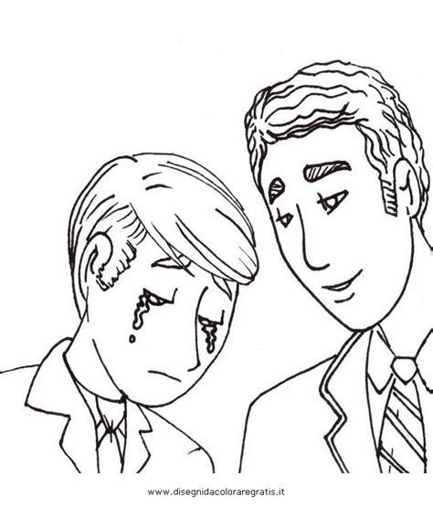 alimenti contro i cri disegno glee 9 personaggio cartone animato da colorare