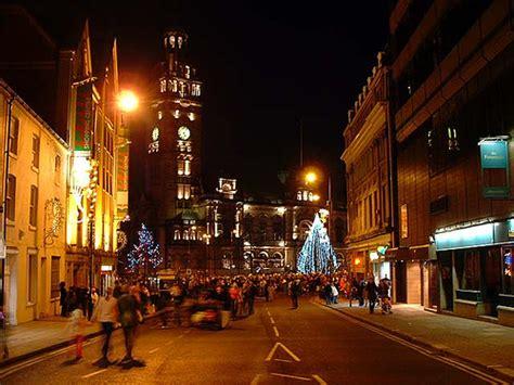 sheffield city centre night christmas steve flickr