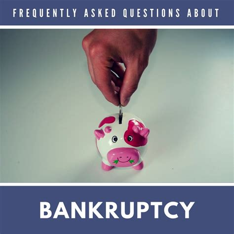 Frequently Asked Questions About The Gnu Faq On Bankruptcy In Malaysia Donovan Ho