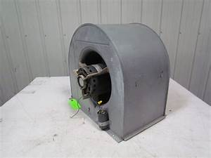 Lennox Squirrel Cage Blower Furnace Fan 3  4hp 208  230v 1