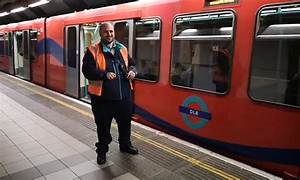 London Rail Worker Introduces Train Like A Boxing