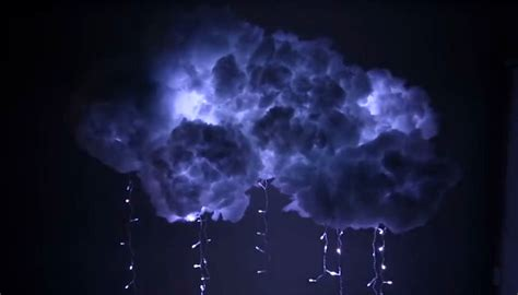 led cloud light do it your self lightening cloud light search results