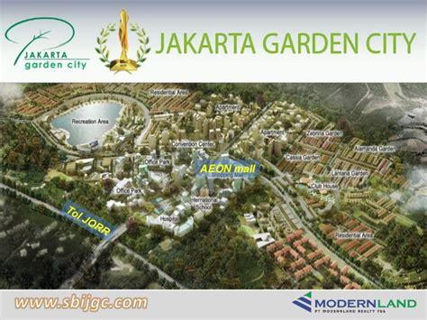 product presentation jakarta garden city modernland sbijgc