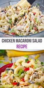 Chicken Macaroni Salad Recipe Pinoy Style   www.imgkid.com ...