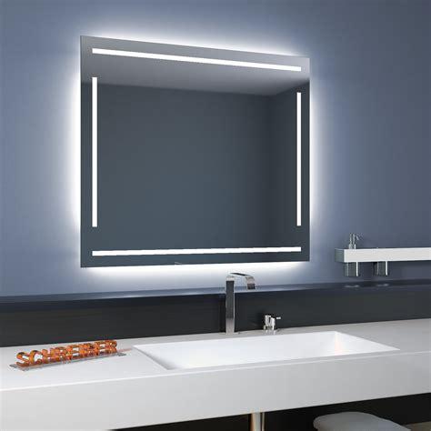 Moderne Led Badspiegel by Badspiegel Linea Led 4s Moderne Led Len