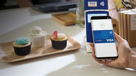 Contactless Mobile Payment by Visa Contactless Payments Visa