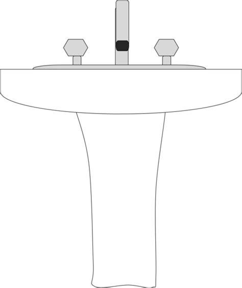 sink  images  clkercom vector clip art