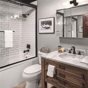 Amusing 60 Modern Rustic Bathroom Design Inspiration
