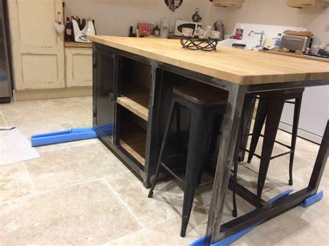 cuisine bois et fer portail fer style moderne hyères la ferronhyeres
