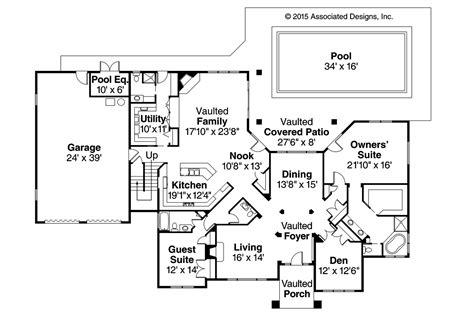colonial floor plan tuscan house plans meridian 30 312 associated designs