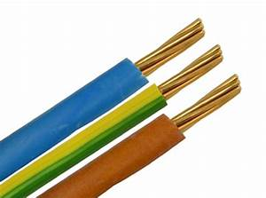 6491x Multi Core Cable Conduit Wire Brown Blue Greenyellow