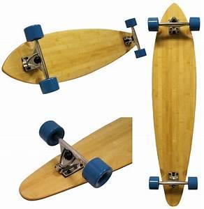 Cruiser Skateboard Trucks : bamboo pintail longboard 9 75 x 46 cruiser skateboard 180 ~ Jslefanu.com Haus und Dekorationen