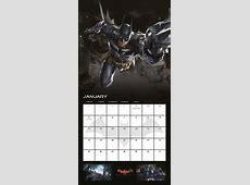 Batman Arkham Knight Calendars 2019 on UKposters