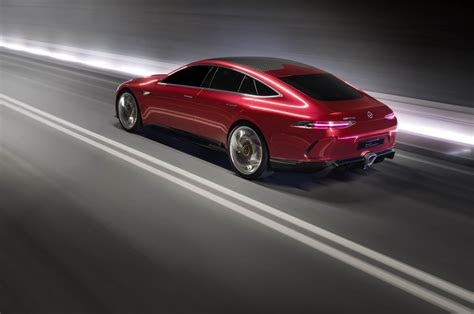 Next Mercedes Benz Cla Coming With Fastback Amg Gt Concept