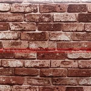 Cheap Sale Brick Wallpaper Pvc Self Adhesive Vinyl Rolls ...