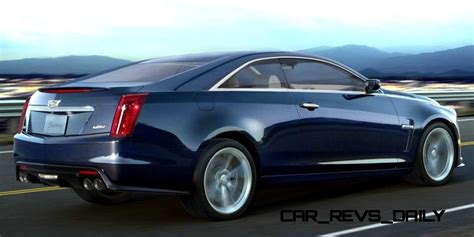 2018 Cts V Coupe Changes 1600 X 800