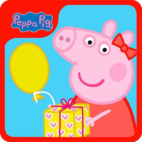 it s time to celebrate with the peppa pig time app