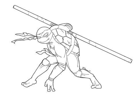 Michelangelo Coloring Pages - Eskayalitim
