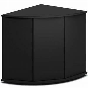Commode D Angle : meuble d 39 angle juwel trigon 190 sbx pour aquarium de 70 x 70 x 98 5 cm 4 coloris au choix noir ~ Teatrodelosmanantiales.com Idées de Décoration